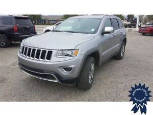 2016 Jeep Grand Cherokee Limited 4x4 - 16,407 KMs, 5 Passenger