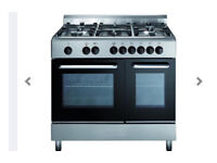 Baumatic Commercial Duel fuel oven and Hob