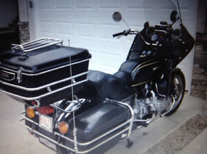 GL 1000 Gold Wing Motorcycle