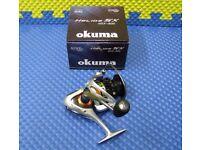 Reel OKUMA HELIOS SX HSX-40 Spinning Reel - NEW - Half Price