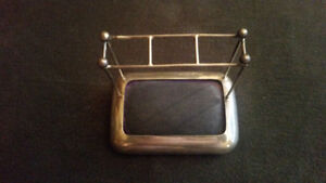 Sampson Mordan and Co., Chester, C1904 Sterling Pin/Pen Stand