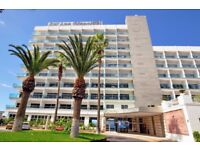 ** Gatwick Airport - Tenerife South - 9th-14th Aug **