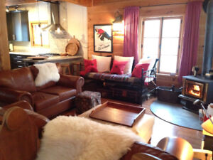 Stunning 3 Bdrm Chalet Minutes to Blue Mountain