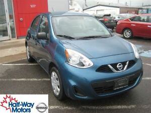 2015 Nissan Micra S | VALUE!