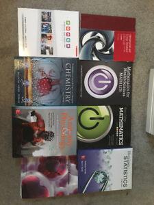 Conestoga Pre Health textbooks for sale