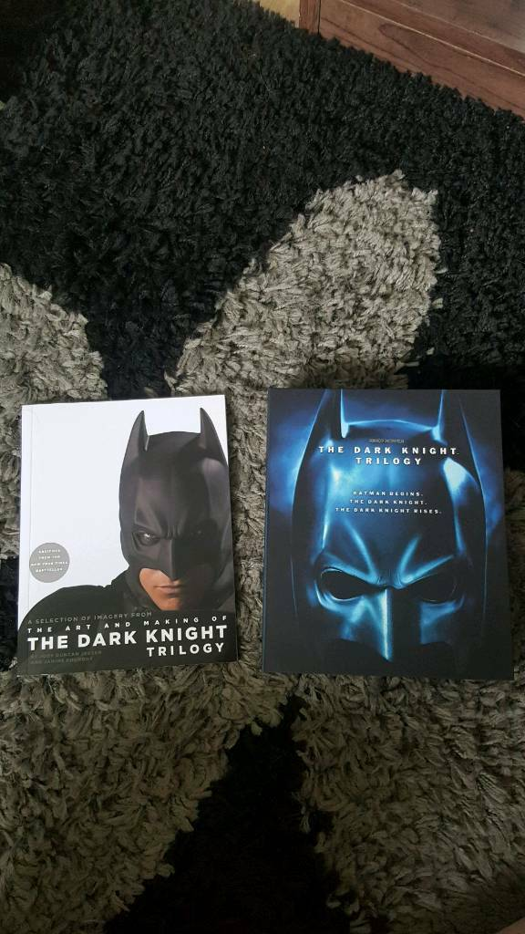 Limited edition dark knight trilogy