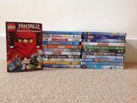 23 Kids DVD's Bundle