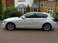 2012, BMW 1 SERIES 1.6 116D EFFICIENTDYNAMICS 5d 114 BHP*** ZERO ROAD TAX**FULL SERVICE RECORD