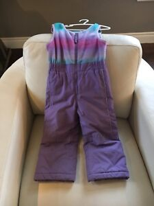 Great condition Columbia snow pants size 4T