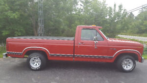 1981 Ford f150 302 v8 2wd