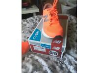 Mint condition New balance trainers