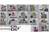 Nintendo ds consoles bundle