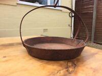 Cast Iron Antique Skillet