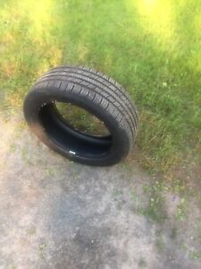 2 p215/50r17 Goodyear tires