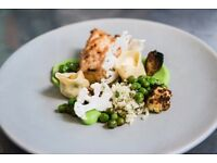Toasted Restaurant is seeking for Chef de Partie