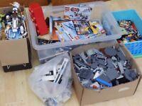 Lego Ninjago Chima and Star Wars More Added