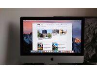 iMac 21.5 Fantastic Condition - i5 2.7ghz 8GB RAM 1TB HDD 640M 512MB GPU