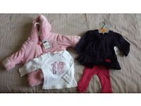 Brand new 3-6 months girls bundle