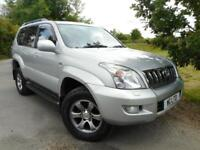 2008 Toyota Land Cruiser 3.0 D 4D Invincible [173] 5dr Full Toyota History! ...
