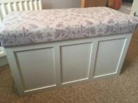 Storage/ blanket box