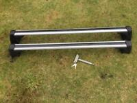 Genuine Vauxhall insignia sport tourer roof bars 2008-onwards