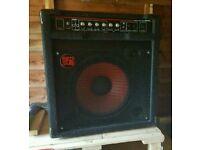 Redsub Guitar amplifier