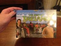 20 Irish Music CDs