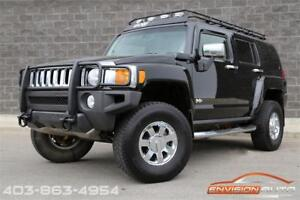 2010 Hummer H3 ALPHA 5.3L V8 \ FINAL YEAR  \ GOBI RACK