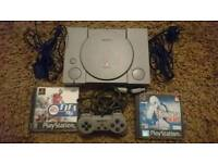 PS1 playstation 1 console