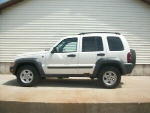 2006 Jeep Liberty 4X4 AUTOMATIC