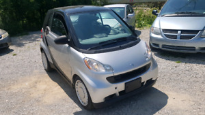 2008 Smart Fortwo - 115,000kms! We pay hst! Tax Included!