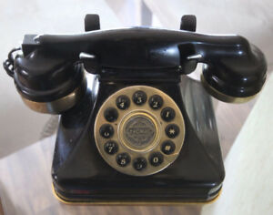 Retro 1931 Thomas Limited Edition Telephone Land Line Phone