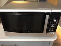 Microwave/grill combi : Whirlpool MT66