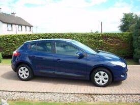 2012 RENAULT MEGANE 1.5 DCI ECO EXPRESSION *ONLY £20 ROAD TAX*CHEAP CAR!!
