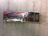 Pouch of 4 Britool AF open end spanners + spare