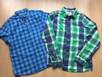 2 Hollister Shirts szM