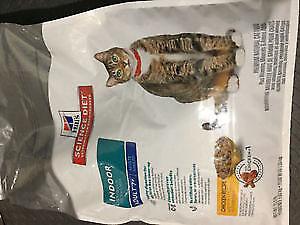 Nourriture pour chats adultes 7 ans et +  Science Diet