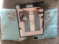 Brand new gorgeous curtains 66x72