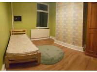 Large single £80, Wolverhampton, one week free