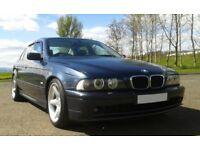 BMW E39 530i .. SWAP Convertible?