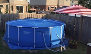 Above ground pool - 15ft