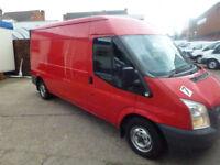 Ford Transit 2.2TDCi ( 125PS ) ( EU5 ) 300S ( Low Roof ) 300 lwb 2012