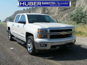2014 Chevrolet Silverado 1500 4X4/Leather/Sunroof/