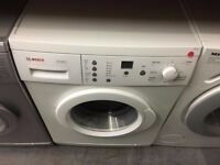BOSCH 6KG WASHING MACHINE WHITE RECONDITIONED