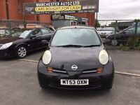 Nissan Micra 1.2 16v S 3dr 1 LADY OWNER FROM NEW,2 KEYS,