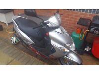 Yamaha Jog R Scooter