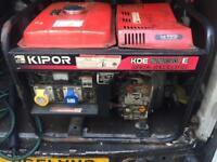 Kipor diesel generator for sale £200 Ono