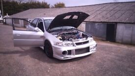 One of a kind* Evo 6* NOT for the faint hearted