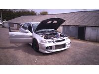 * Evo 6* Not for the faint hearted