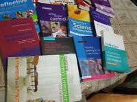 PGCE Primary Course books excellent condition bargain buy
